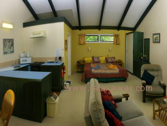 Bounty Lodge Apartments, Norfolk Island - Click to enlarge