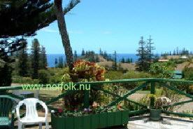 Cascade Garden Apartments, Norfolk Island - Click to enlarge