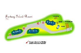 Fantasy Island Resort, Norfolk Island - Click to enlarge