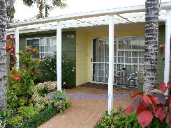 Shiralee Executive Cottages, Norfolk Island - Click to enlarge