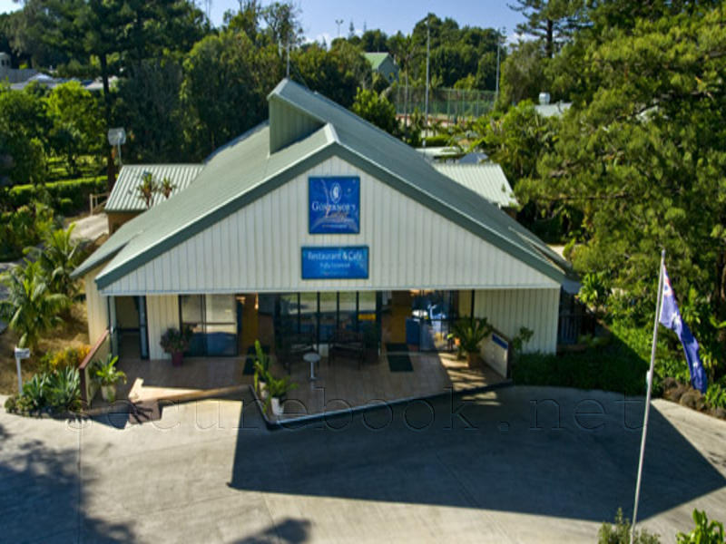The Governors Lodge Norfolk Island The World Of Norfolk
