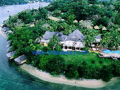 Iririki Island Resort and Spa, Vanuatu - Click to enlarge